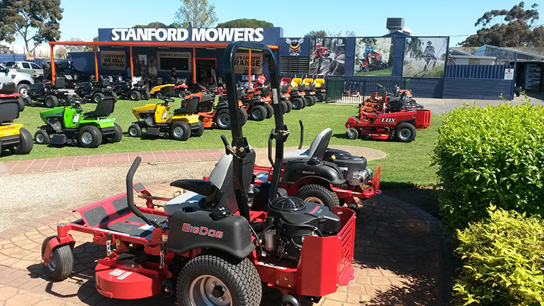Stanford Mowers, 590 Main North Road, Gepps Cross