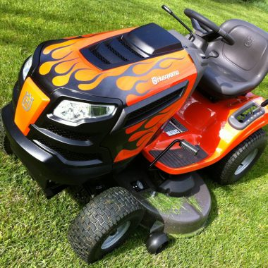 RIDE ON MOWER ACCESSORIES